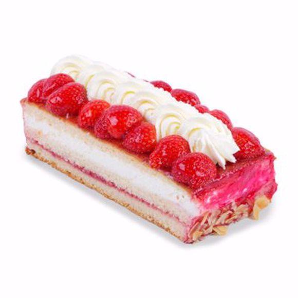 Afbeelding van Aardbei cake stam