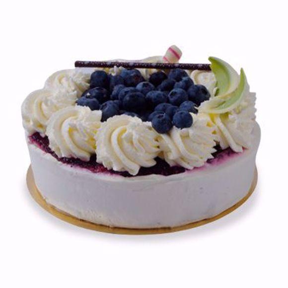 Afbeelding van Bosbessen taart