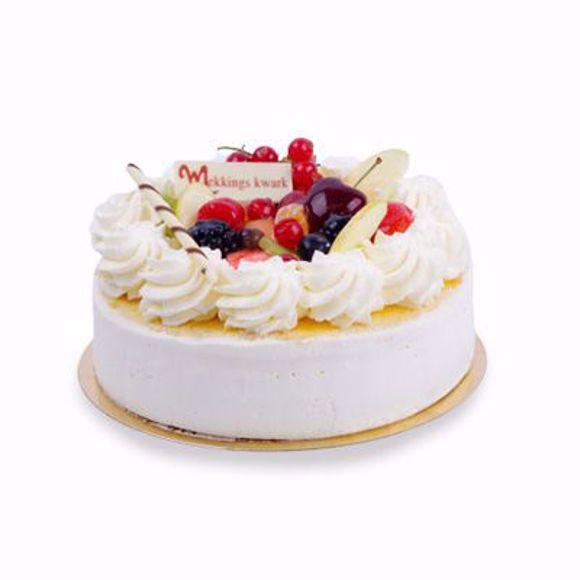 Afbeelding van Kwark taart