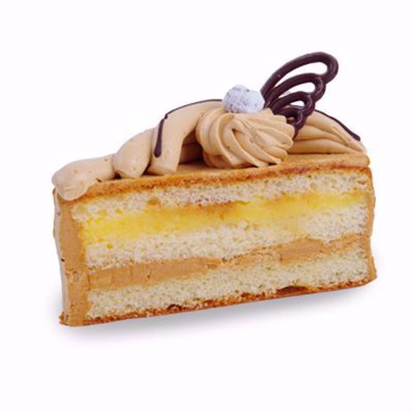 Afbeelding van Mokka cake punt