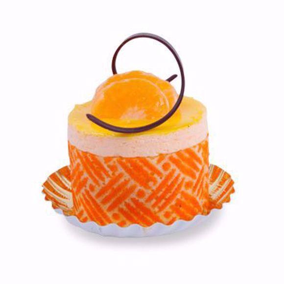 Afbeelding van Sinaasappel luxe gebak