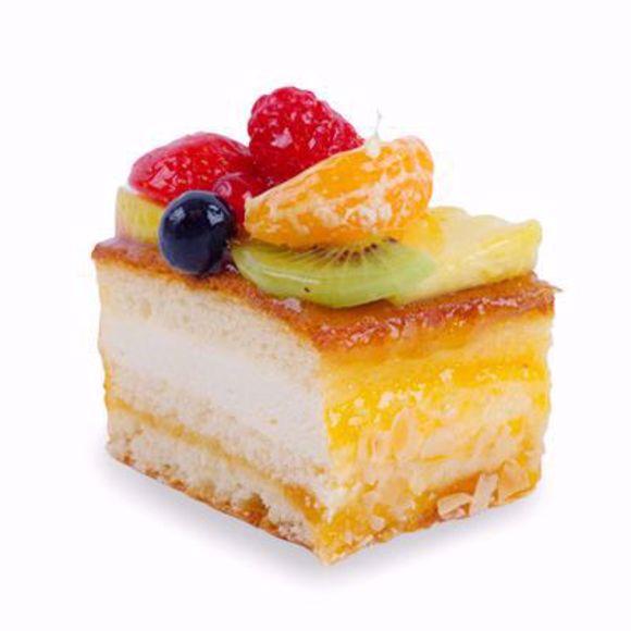 Afbeelding van Vruchten cake gebak