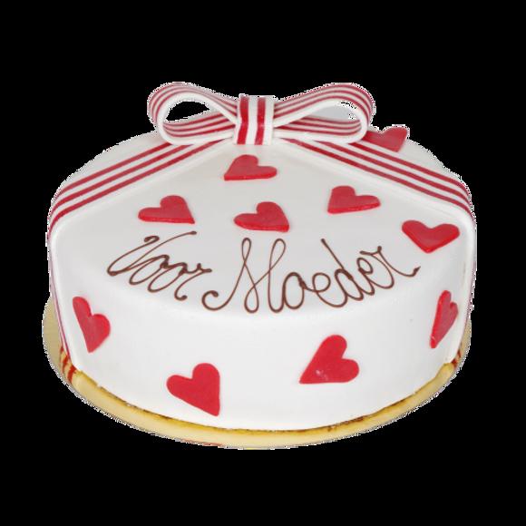 Afbeelding van Moederdag special chocolade taart